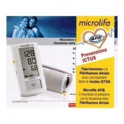 Microlife Afib Advanced Easy Pressione