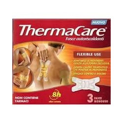 Thermacare Flexible Use 3 Pezzi