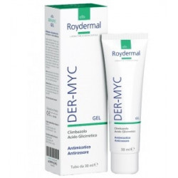 Roydermal Der-myc Gel Antimicotico 30ml