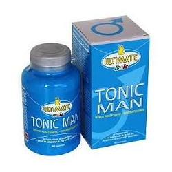 Ultrimate Tonic Man 80 Capsule
