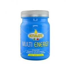 Ultimate Multi Energy Limone 500gr
