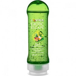 Control Exotic Escape Gel 2 In 1 200 Ml