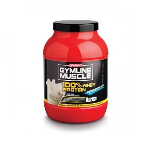 Enervit Gymline Muscle 100% Whey Protein Banana 700g