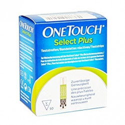 Onetouch Selectplus 25 Strisce Reattive