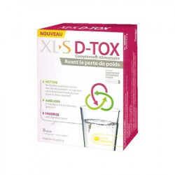 Xls Medical D-tox 8 Bustine