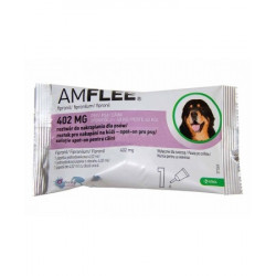 Amflee 402mg Spot On 3 Pipette Per Cani Superiori A 40kg