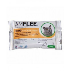 Amflee 50mg Spot On 3 Pipette Gatti