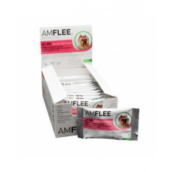 Amflee 67mg Spot On 3 Pipette Cani Fino A 10 Kg