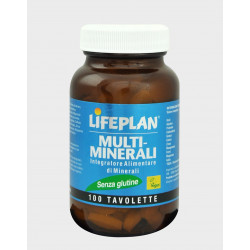 Lifeplan Multiminerali 100 Tavolette