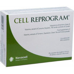 Novacell Cell Reprogram 30 Compresse