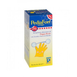 Pediatra Pediafort Sciroppo 100ml