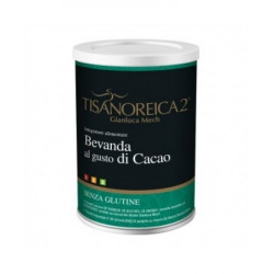 Tisanoreica Bevanda Gusto Cacao 350g