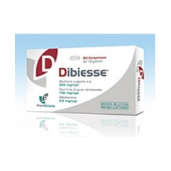 Pharm Extracta Dibiesse 30 Compresse