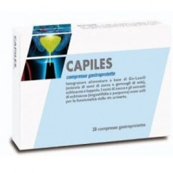 Capiles 20 Compresse Gastroprotette