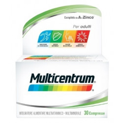 Multicentrum 30 Compresse Per Adulti