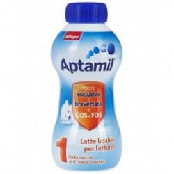 Milupa Aptamil 1 Latte Liquido 500 Ml