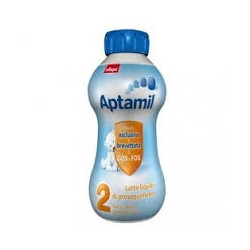 Aptamil 2 Latte Liquido 2 X 500 Ml