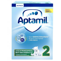 Aptamil 2 Latte In Polvere 700 Gr