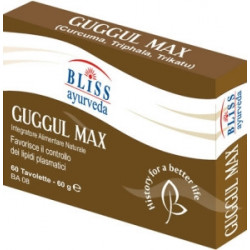 Bliss Guggul Max 60 Compresse