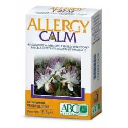 Abc Trading Allergy Calm 30 Compresse