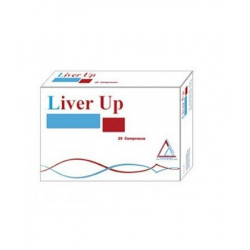Adipharma Liver Up 20 Compresse