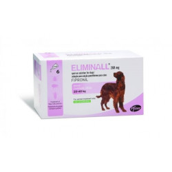 Eliminall Spot On 3 Pipette Cane 268 Mg
