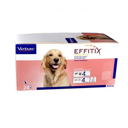 Effitix Spot On 4 Pipette 68+2400 Mg