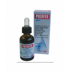 Agips Puerfer Gocce 30ml