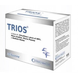 Sterling Farmaceutici Trios 20 Bustine