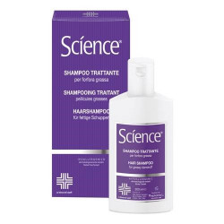 Science Shampoo Forfora Grassa 200ml