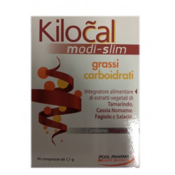 Kilocal Modi-slim 30 Compresse