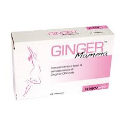 Pharmarte Gingermamma 24 Compresse