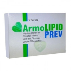 Armolipid Prev 20 Compresse 6 Pezzi