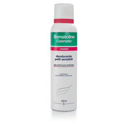 Somatoline Deodorante Uomo Spray 150 Ml