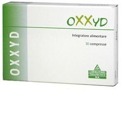 Oxxyd 30 Compresse 4 Pezzi