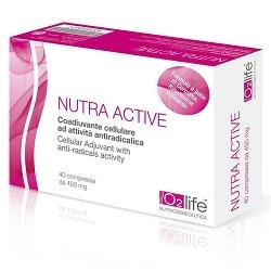 Nutra Active 40 Compresse 6 Pezzi