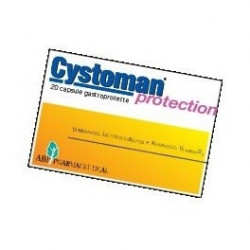 Cystoman Protection 20 Capsule 6 Pezzi