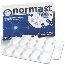 Normast 600 Mg 60 Compresse 3 Pezzi