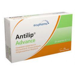 Antilip Advance 20 Compresse 6 Pezzi