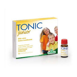 Tonic Junior 12 Flaconcini X10ml 6 Pezzi