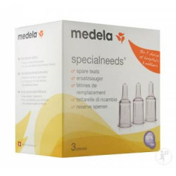 Medela Specialneeds Tettarelle In Silicone