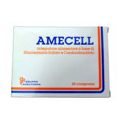 Amecell 20 Compresse 6 Pezzi