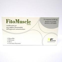 Fitomuscle Forte 30 Compresse 6 Pezzi