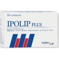 Ipolip Plus 30 Compresse