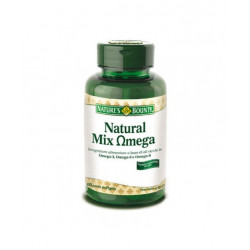 Natural Mix Omega 60 Perle
