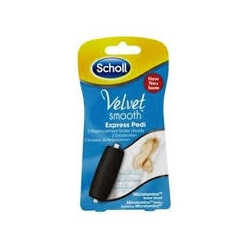 Velvet Soft 2 Ricariche Roll Professionale Pedicure