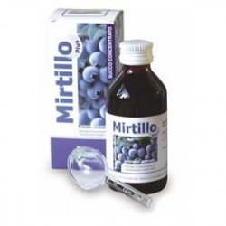 Aboca Mirtillo Plus Succo Concentrato 100ml 6 Pezzi