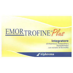 Emortrofine Plus 40 Compresse Sublinguali 6 Pezzi