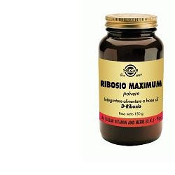 Solgar Ribosio Maximum Polvere 150g