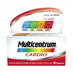 Multicentrum Cardio 60 Compresse 6 Pezzi